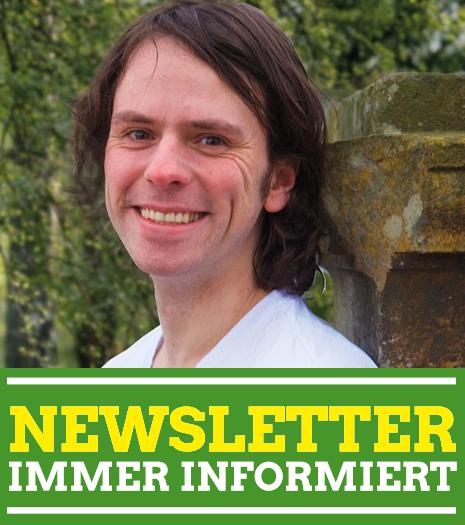 Newsletter abonnieren - immer informiert bleiben!